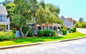 Wisteria Lane (Desperate Housewives), Universal Studios, CA
